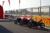 Presentazione Ducati Streetfighter 848  settembre 2011