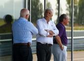 Gabriele Del Torchio (centro): entra nel 2007 in Ducati come Amministratore Delegato e nel 2009 ne diventa Presidente. Sotto la sua guida l'azienda rilancia la propria immagine e registra nel 2012 il record di vendite. Fino al 2014 è stato Amministratore Delegato di Alitalia.