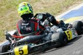 Alex Beggi: pilota italiano di kart.