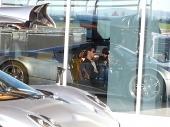 Adrian Sutil:  pilota automobilistico tedesco, inizia con i kart per poi passare alla Formula BMW tedesca. Il suo esordio in Formula 1 è del 2006 con la Midland, per poi passare a Spyker, Force India e nel 2014 alla Sauber.