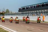 Trofei Malossi in pista all'Autodromo di Modena