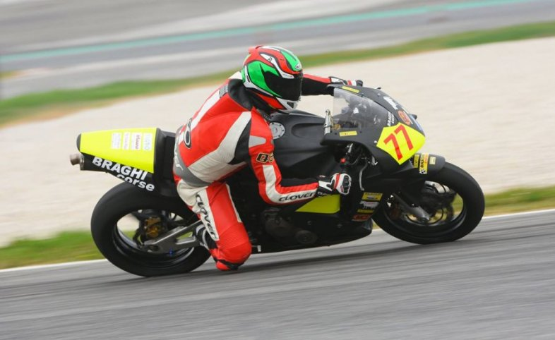 OCTOBER 4 - BIKE FREE PRACTICE WITH BRAGHI RACING